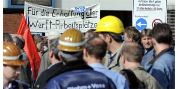 ThyssenKrupp streicht 20.000 Jobs