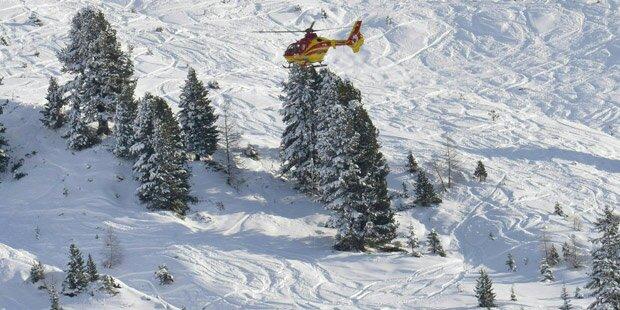 Lawine am Arlberg: Zwei Tote