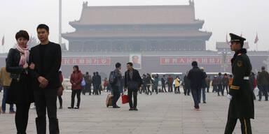 Tianamen Platz