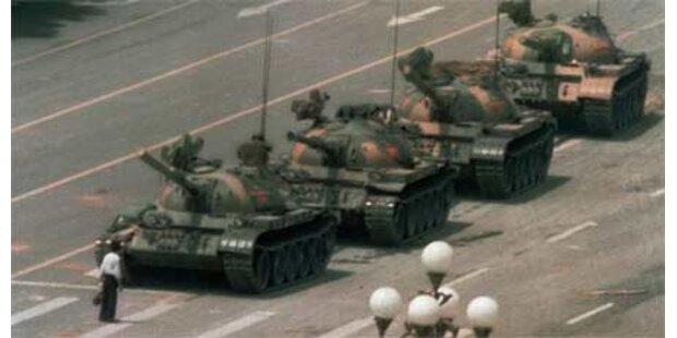 Tiananmen-Gedenken: China blockt Google