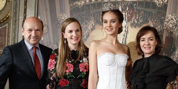 Opernball: Tiara von Dolce & Gabbana
