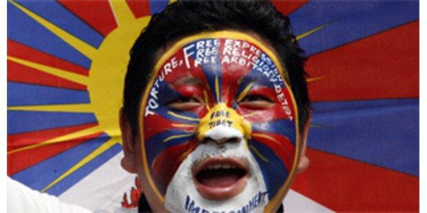 China geht erneut gegen tibetische Mönche vor