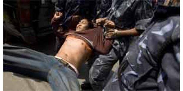 Mehr als 130 Tibeter in Nepal festgenommen