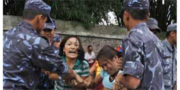 China warnt vor Unruhen während Olympia 2008