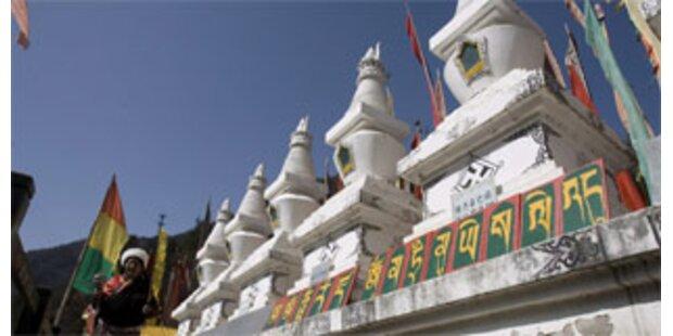 Touristen dürfen wieder nach Tibet