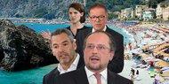 Streit um Grenzöffnung: Italien kritisiert Österreichs Regierung
