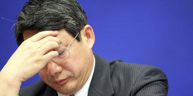 Hoher Wirtschaftsplaner Chinas entlassen
