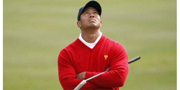 Tiger Woods: Wegen Sex-Sucht in Reha?