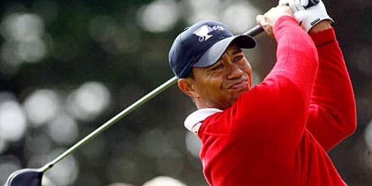 Tiger Woods auch bei US Open dabei
