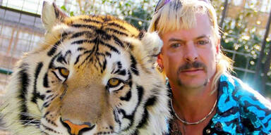 """Tiger King"" Joe Exotic: Prostatakrebs!"
