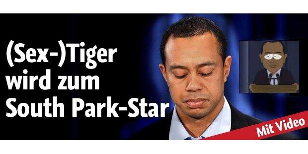 (Sex)Tiger wird