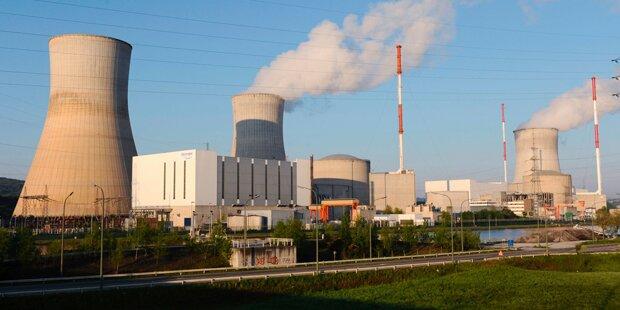 Belgische Atomkraftwerke evakuiert