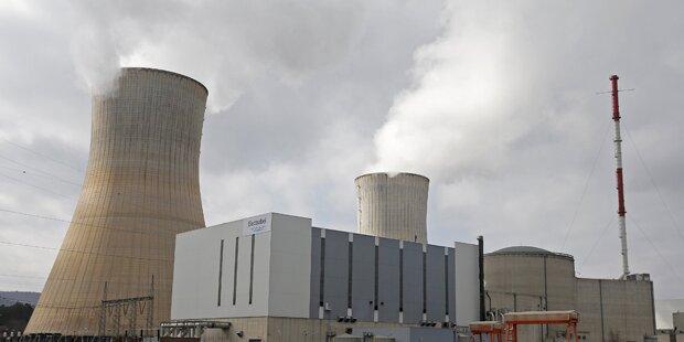 Belgien soll zwei Atomreaktoren abschalten