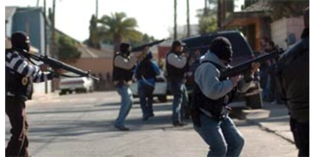 Polizei verhaftet Drogenboss von Tijuana