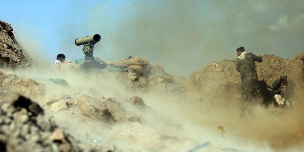 Offensive gegen ISIS gerät ins Stocken