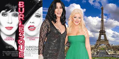 Burlesque Christina Aguilera Cher Film