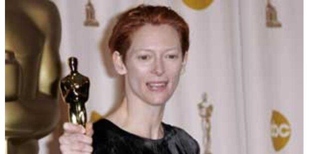 Tilda Swinton hat keinen Bock auf ihren Oscar
