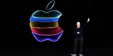 Apple ist erstes 2-Billionen-Dollar-Unternehmen