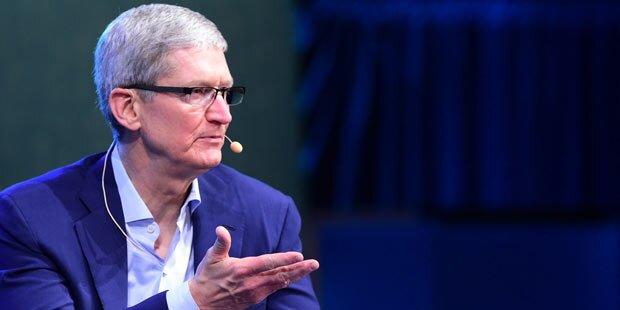 Apple-Chef setzt weiter voll auf China