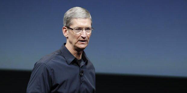 Kaffee mit Apple-Chef für 610.000 Dollar