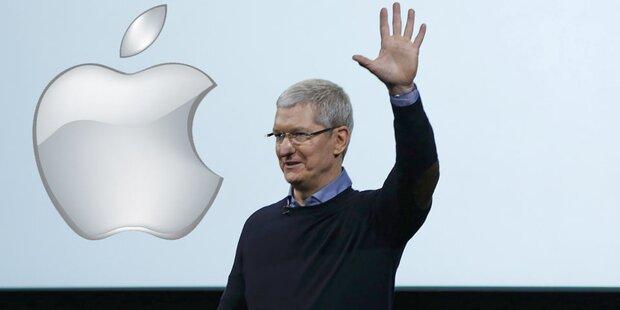 Tim Cook gab Apple ein neues Image