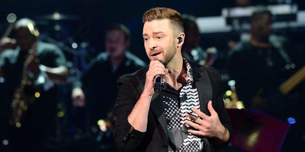 Wirbel um Auftritt von Justin Timberlake