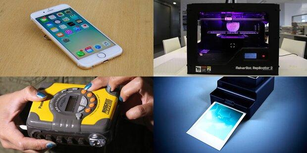 Die einflussreichsten Gadgets aller Zeiten