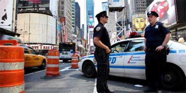 Taliban legten Bombe in New York