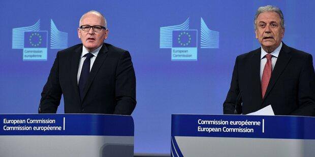 EU: Optionen für Asyl-Harmonisierung