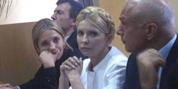 Timoschenko beendet Hungerstreik