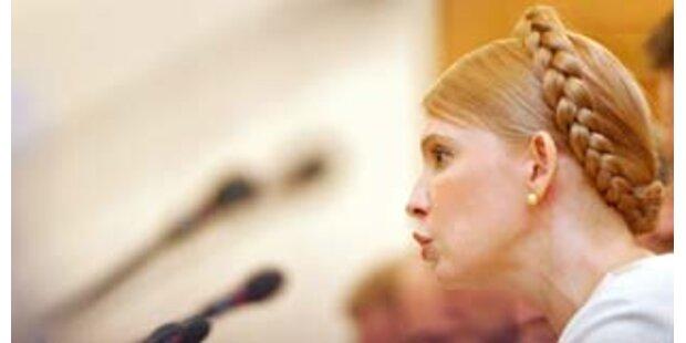 Timoschenko lehnt Russlands Gas-Deal ab