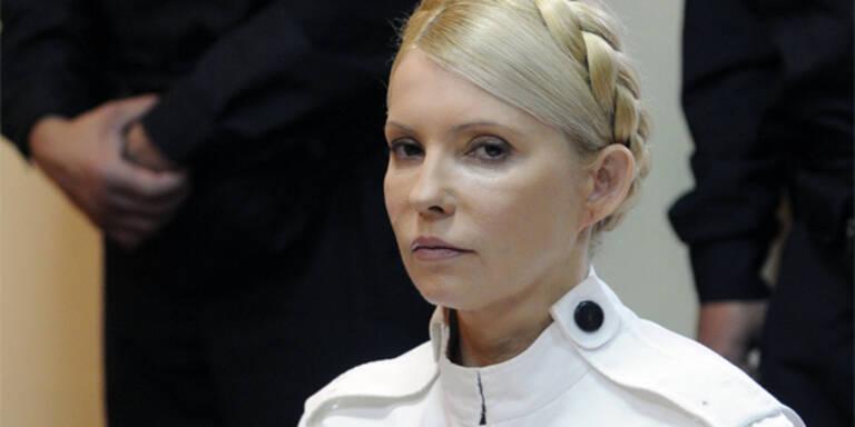 Schuldig! 7 Jahre Haft für Timoschenko