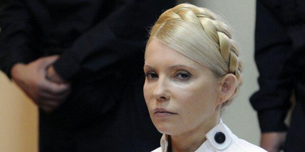 Ukraine: Timoschenko- Prozess wieder vertagt