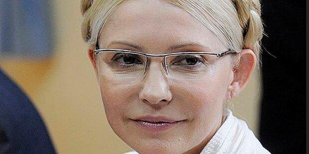 Timoschenko: Zu schwach für Behandlung?