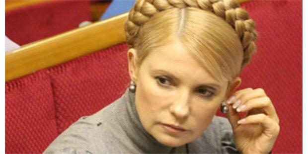 Ukraines Präsident hält an Timoschenko fest