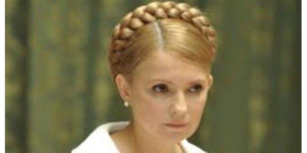 Timoschenko zum 13. Mal vernommen