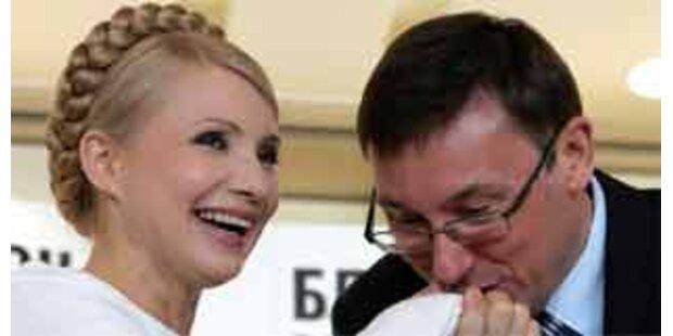Timoschenko lehnt Koalition mit Janukowitsch ab