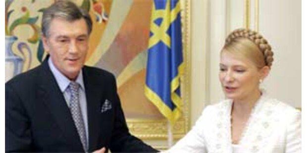 Timoschenko soll Regierungschefin werden