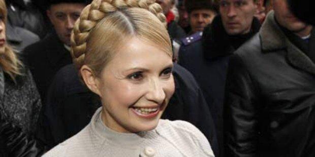 Timoschenko gegen geplante Uran-Abgabe