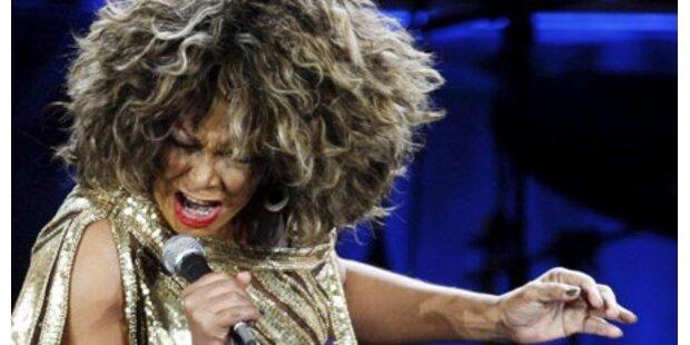 Tina Turner hängt Karriere an den Nagel