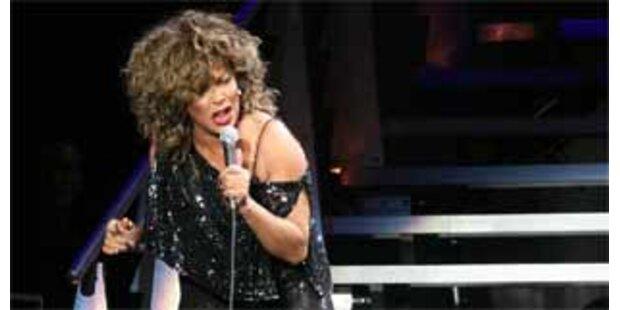 Tina Turner rockte in der Wiener Stadthalle