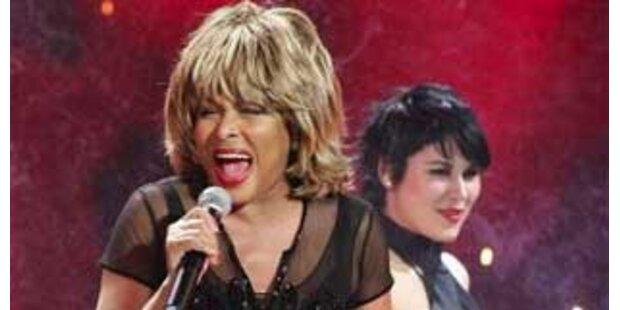 Tina Turner ist wieder