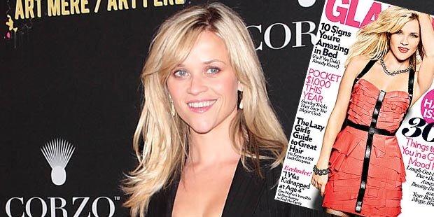 Reese fühlt sich mit 34 sexy wie noch nie
