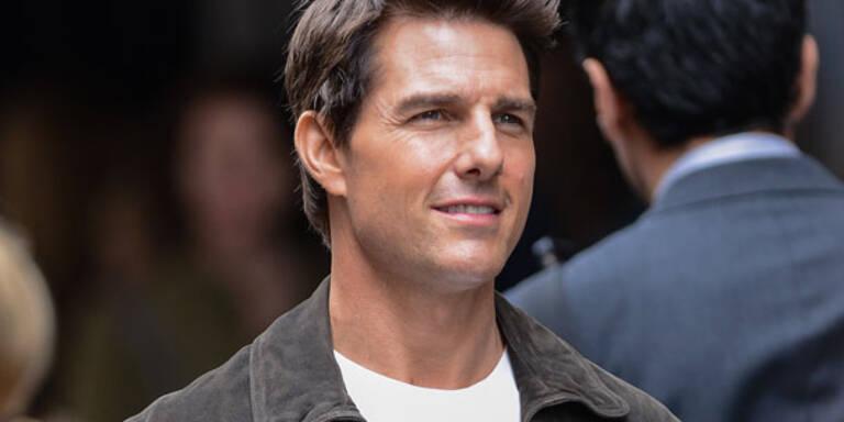 Tom Cruise: Vogelkot als Anti-Aging-Kur