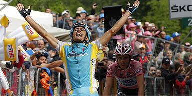 Tiralongo Giro d'Italia