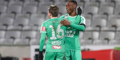 3:1 - Tirol jagt Meistergruppe mit nächstem Sieg