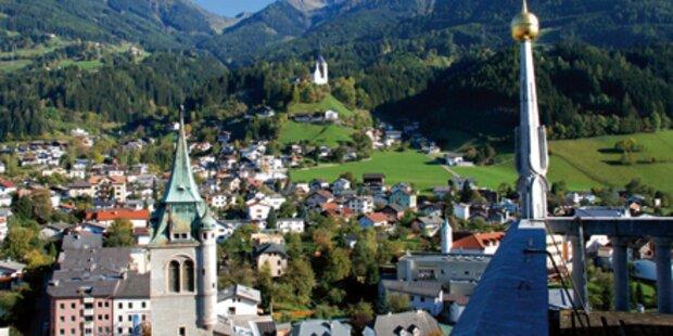Erdbeben erschütterte Tiroler Unterland
