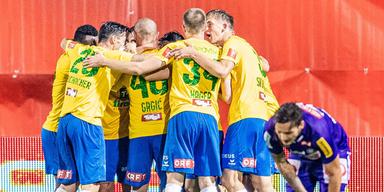5:2! Austria kassiert Cup-Debakel gegen Tirol