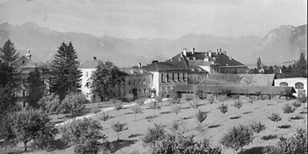 Massengrab mit Nazi-Opfern in Tirol entdeckt