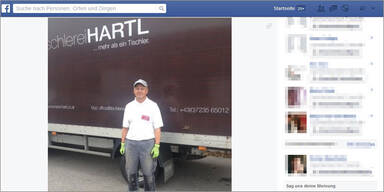 Toleranter Tischlerei-Chef wird Facebook-Star